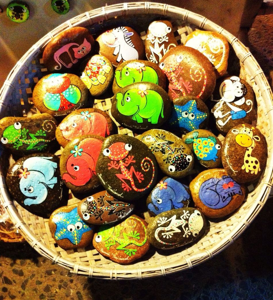 Pebble Painting Pebbles And Stones Colours Of Nature
