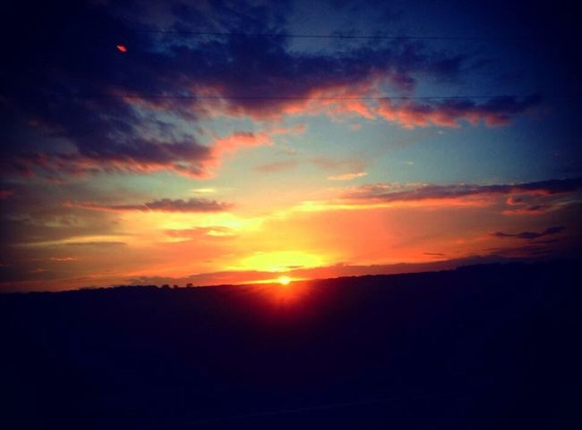 Sunset #skyporn #cloudporn # Bestskyever #gorgeous # Beautiful #stunning
