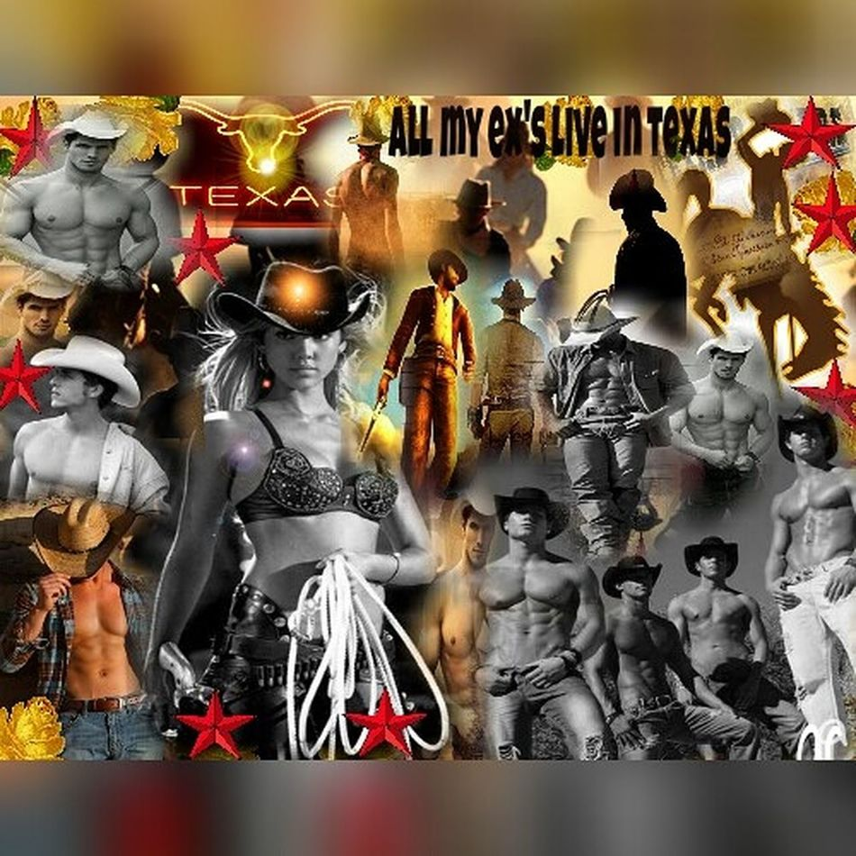 all my ex's live in Texas Collagemaker collageartwork Collageoftheday collage Collage Art Collage Collection Collageartwork