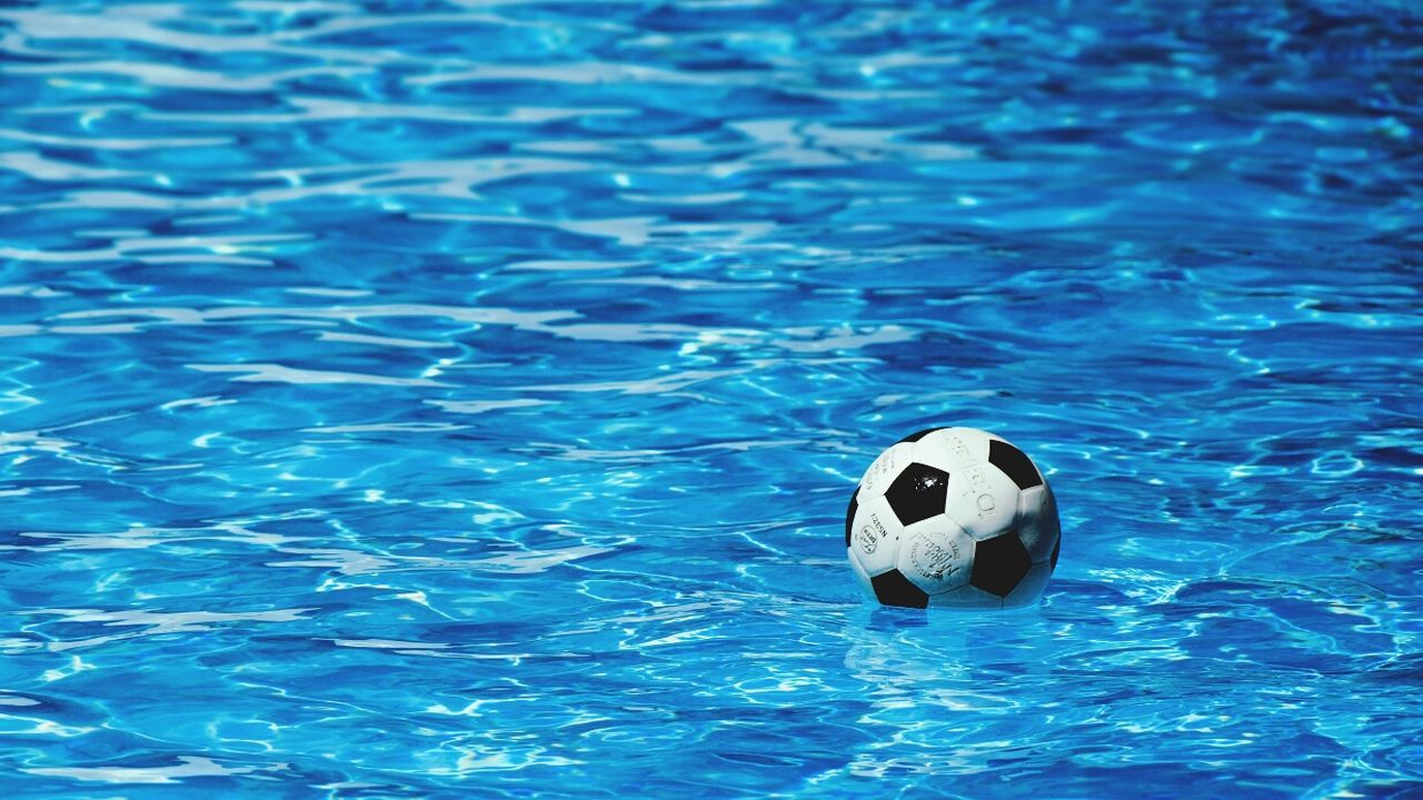Beautiful stock photos of ball, Absence, Ball, Day, Floating On Water