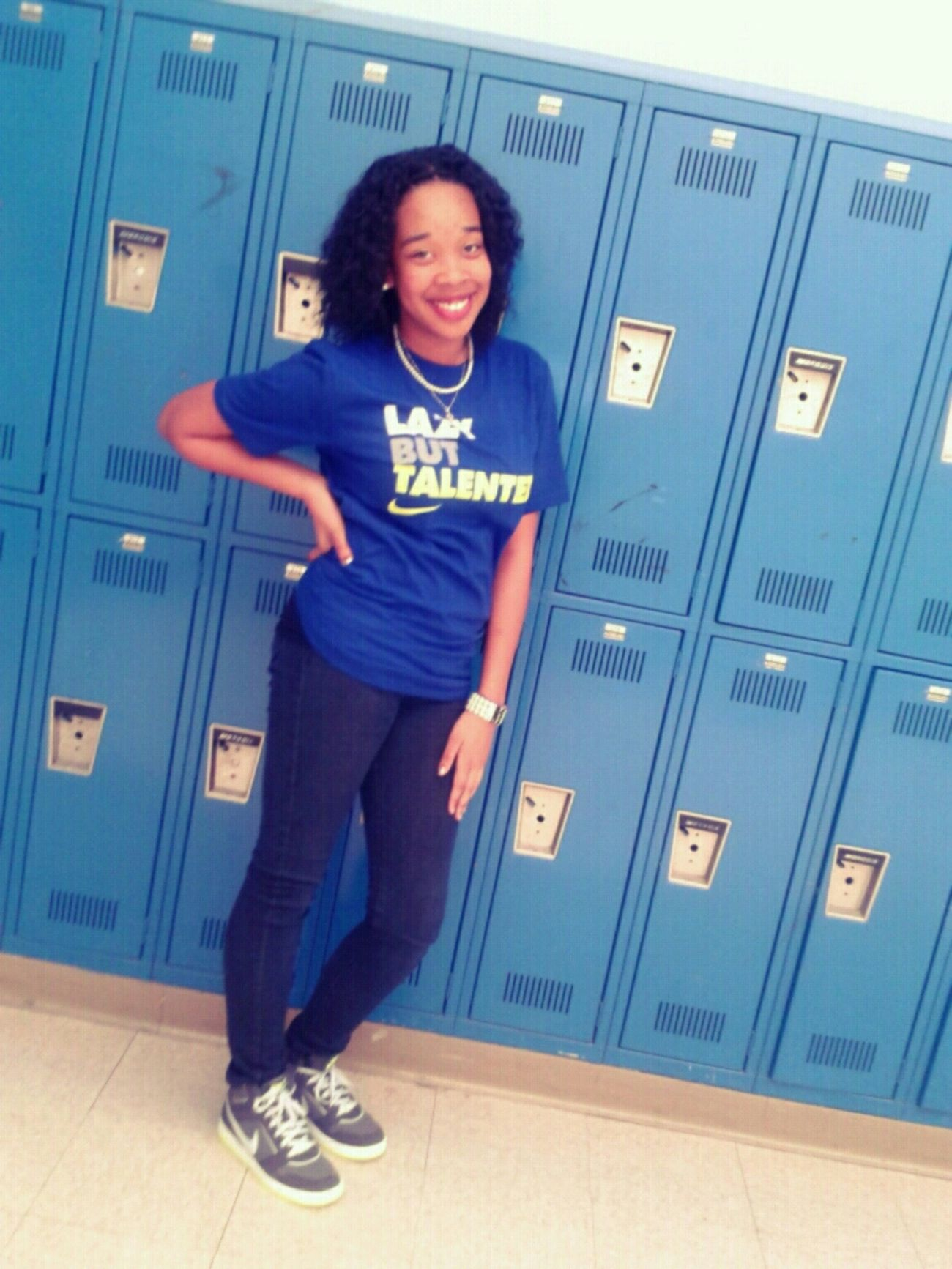 School Flow On My Birthday ! :*