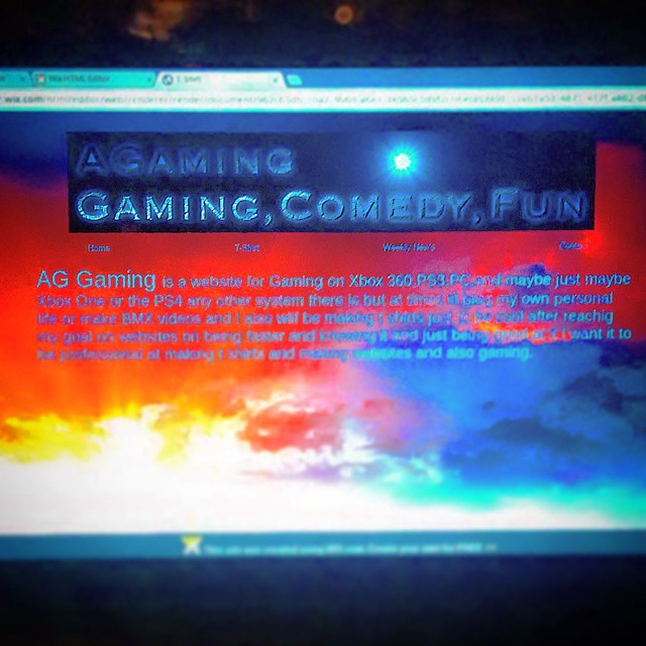 So close..... AGaming Webiste Comingsoon Cantwait GamersSite EditingMySite GetSum followforfollow likeforlike TeamAG AGRulez BoredAsHell