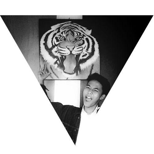 Roar Hear Me Roarrrrr! Tiger Roaring That's Me