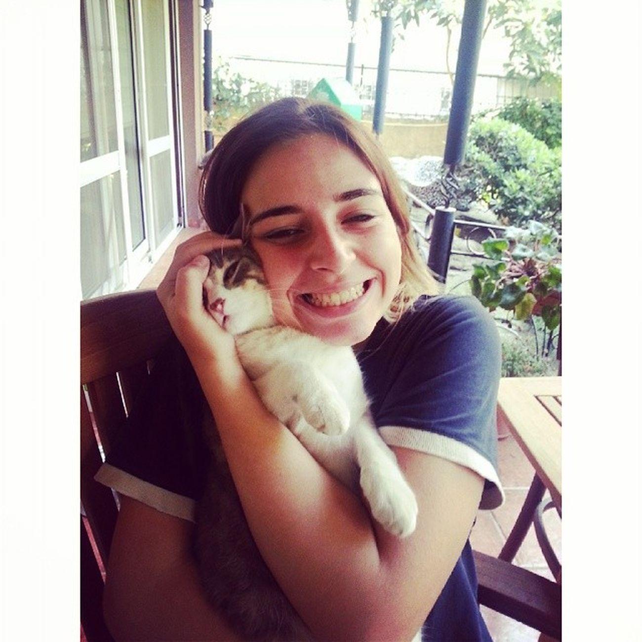 Benim canlarımmmmm Cat Instapet Daughter Bilboo