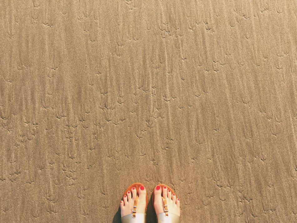 Showcase March Feet Sand Beach Vietnam Da Nang Hyatt Hyatt Regency Vscogood Vscocam VSCO Sea