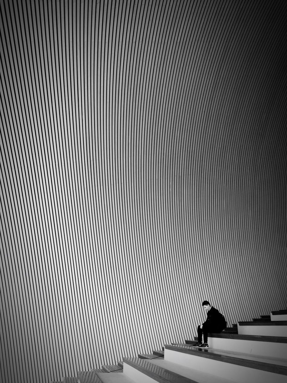 One Person Sitting Man Silhouette Silence Quiet Moments Peace Peace And Quiet Confession Monochrome Blackandwhite Black And White Black & White Blackandwhite Photography Black And White Photography Welcome To Black