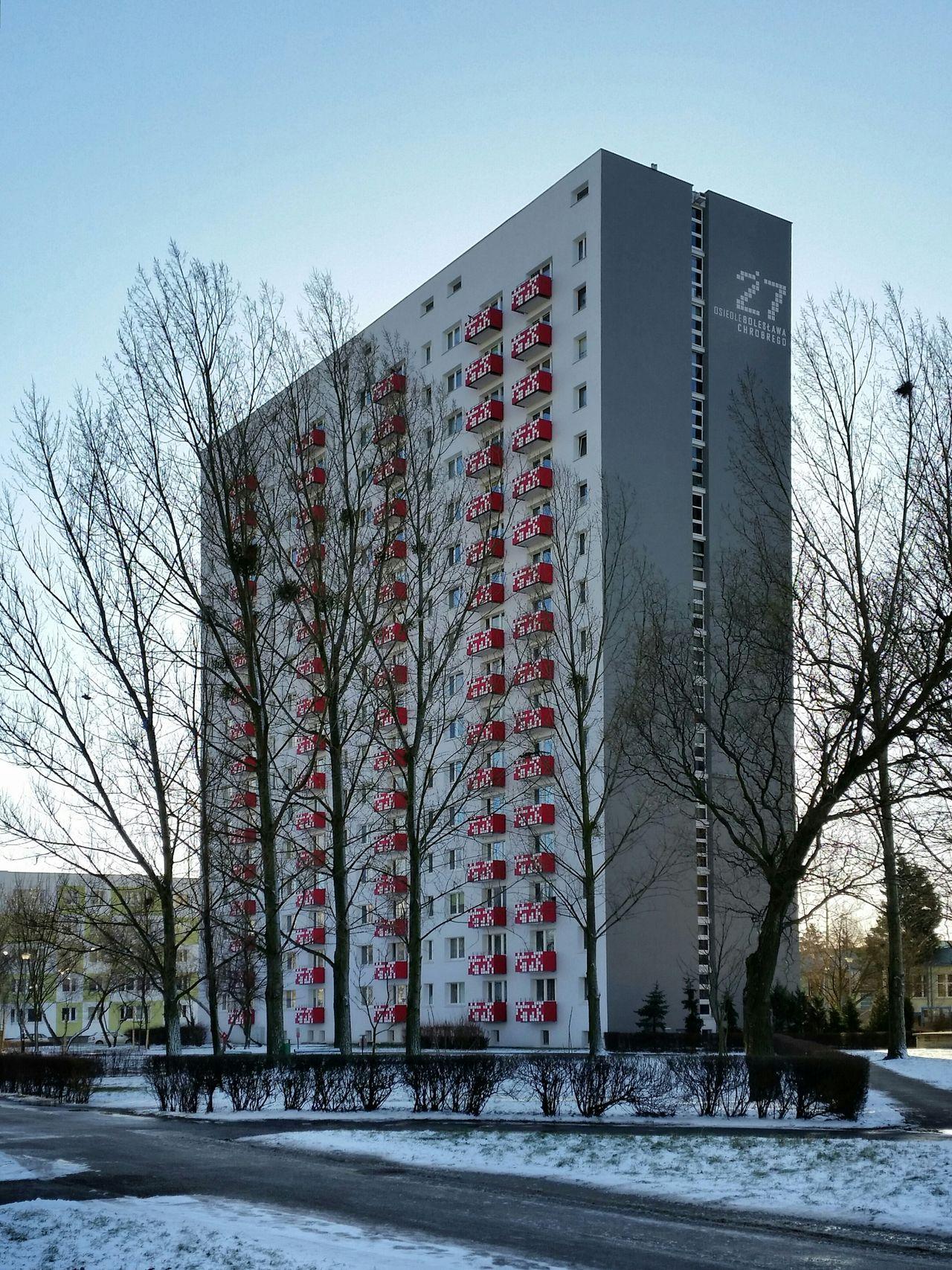 Architecture Block Modernism