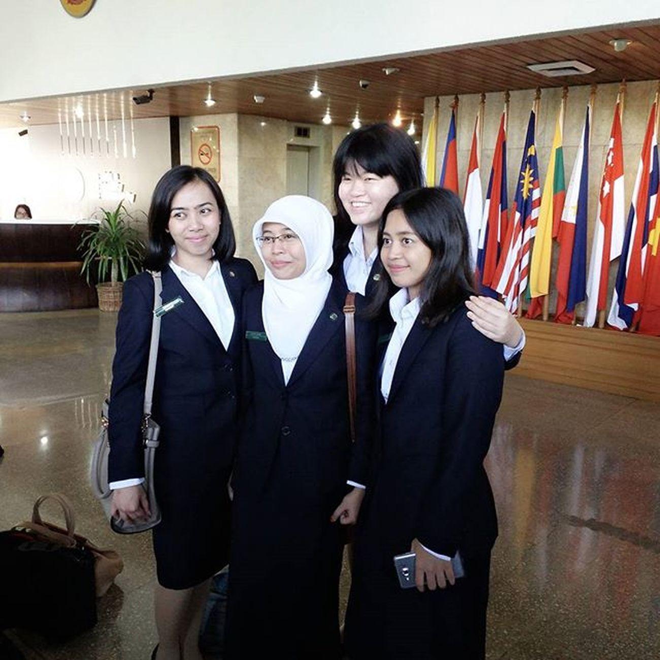150803 - ASEAN Secretariat Ratih Izza Lisa Silvia Sekdilu39 ASEANSecretariat rizkytakki