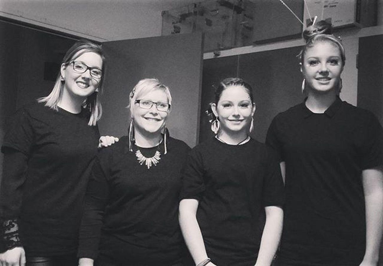 Bonneequipe Artetcouleurs Entrefilles  Girls InstaChignon Sinco
