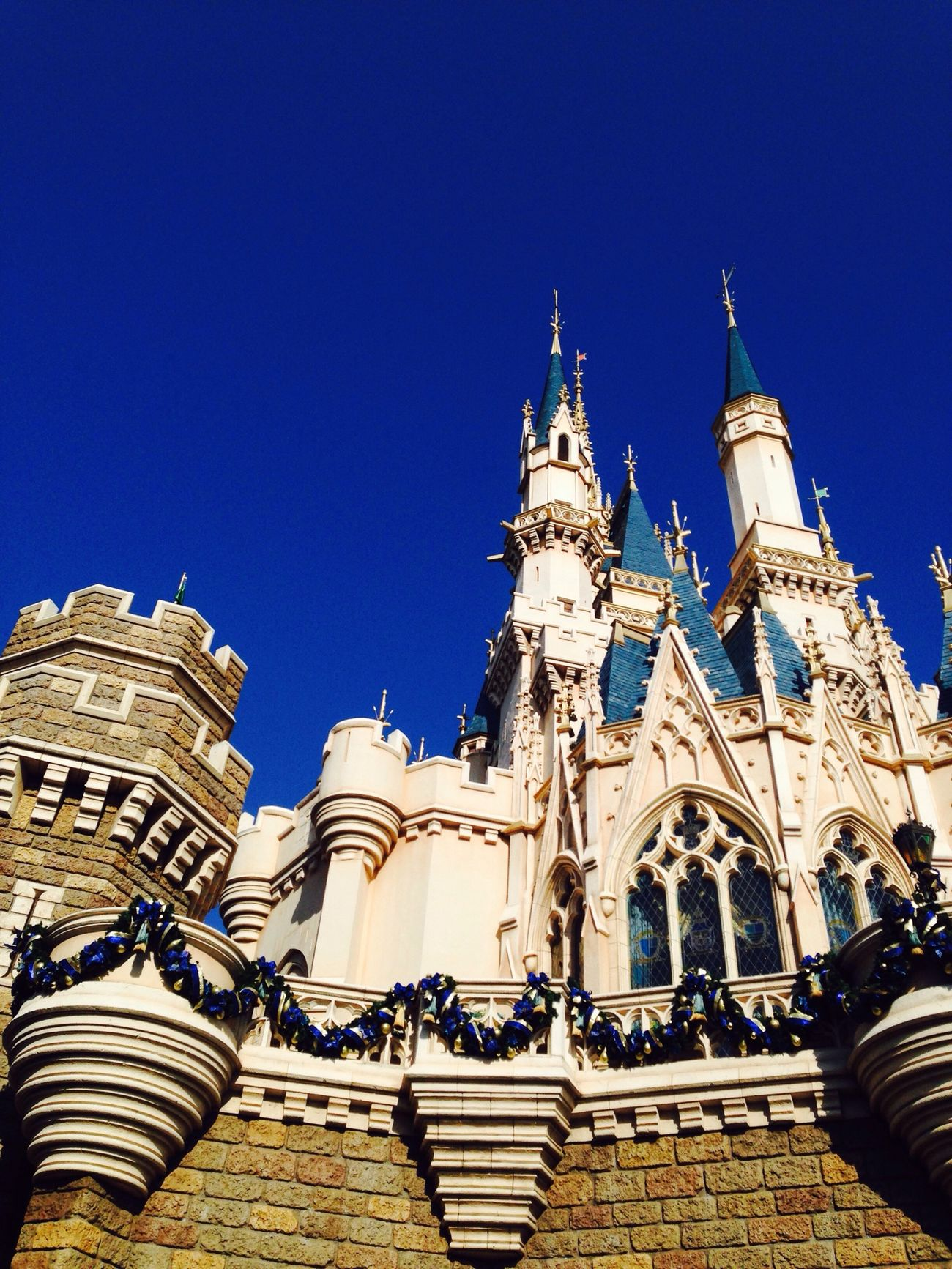 Cinderella castle ?
