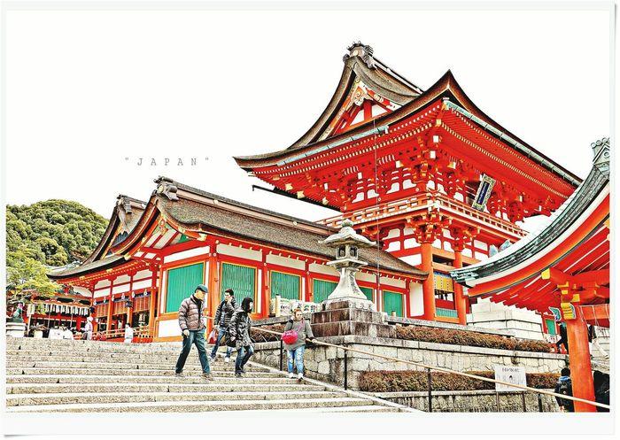 Japan Temple Good Memory