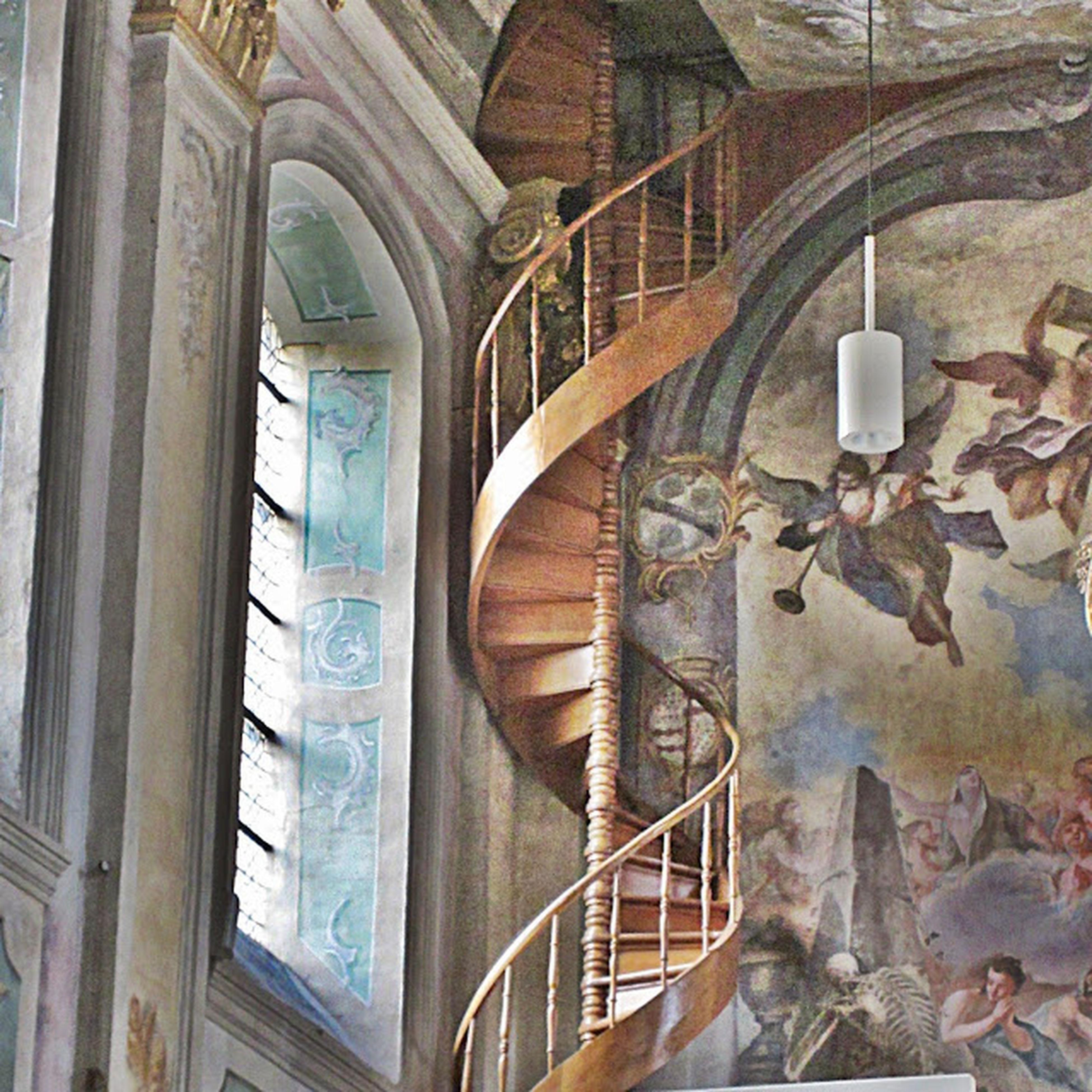 STAIRWAY TO HEAVEN! Stairway To Heaven Chapel Paintings Beautiful Noedit
