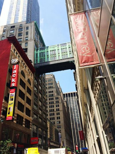 New York City Skyscraper Streetphotography
