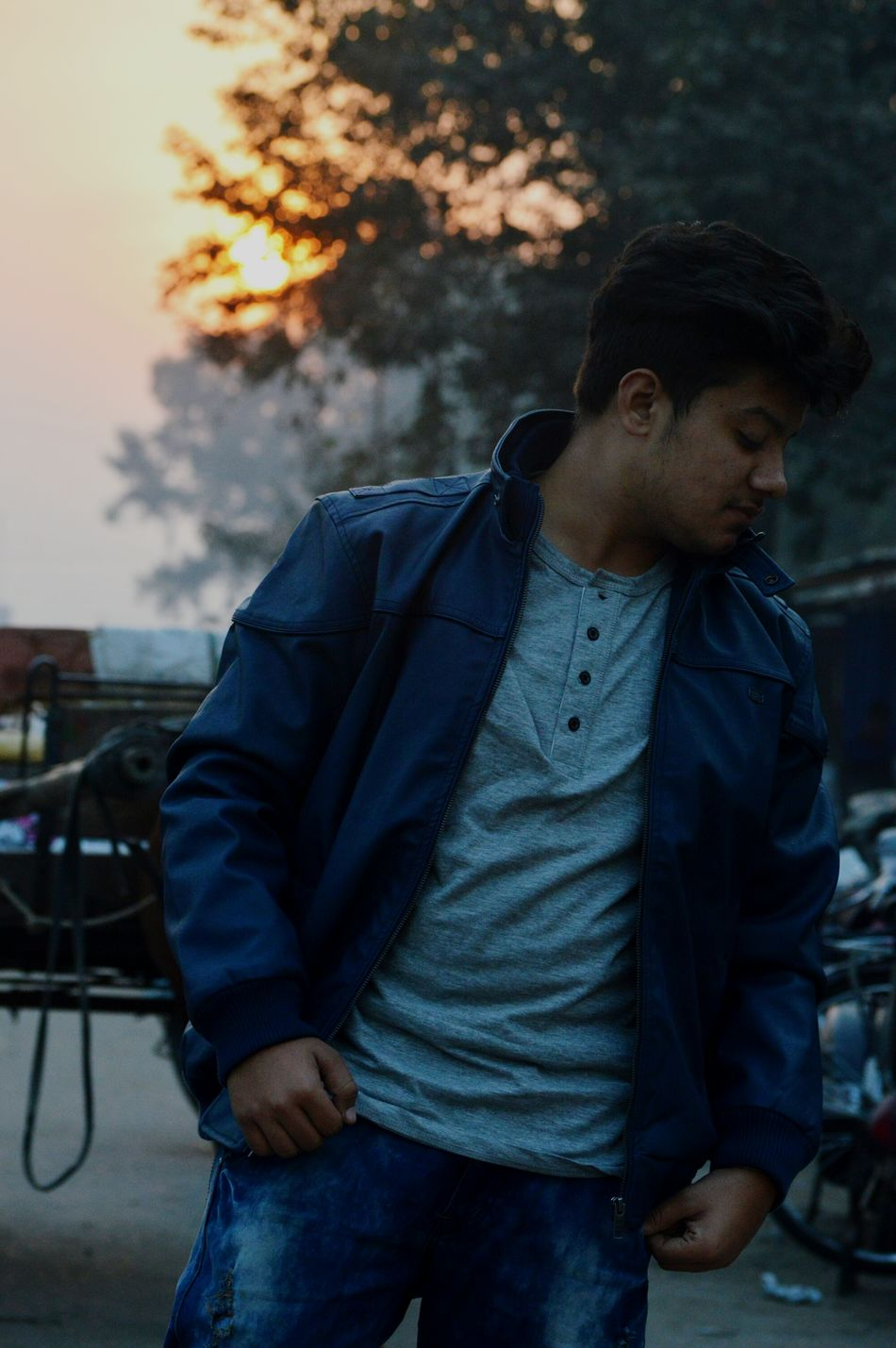 Only Men Outdoors One Man Only One Person City Males  Sunset Sky Day Traveling Home For The Holidays People Smoke - Physical Structure Model Pose Model Shoot Modeling Shoot Winter Scenery JammuandKashmir DSLR Photography D3200 D3200nikon Nikon Nikonphotography Amateurphotography