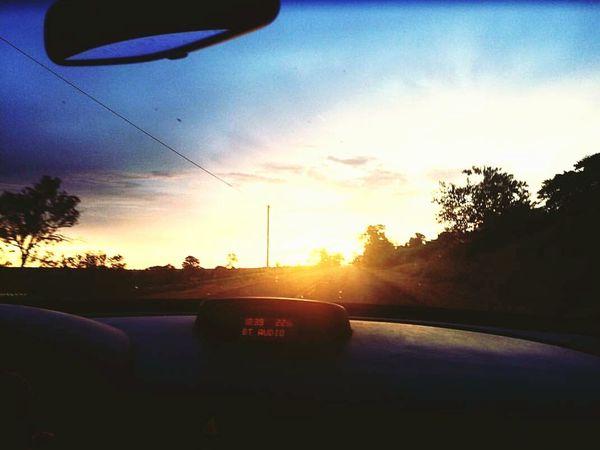 JéssicaCaroline 📷❤ Multi Colored City Nature Sunset Lovephotos