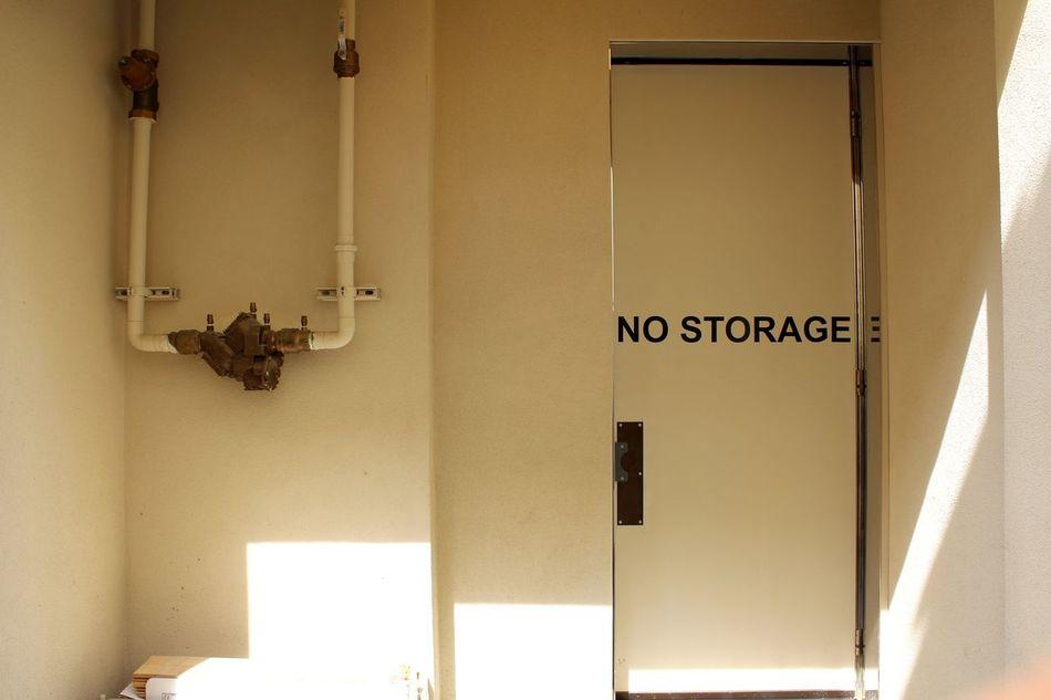 No storage Rodeo Drive Behind No Storage