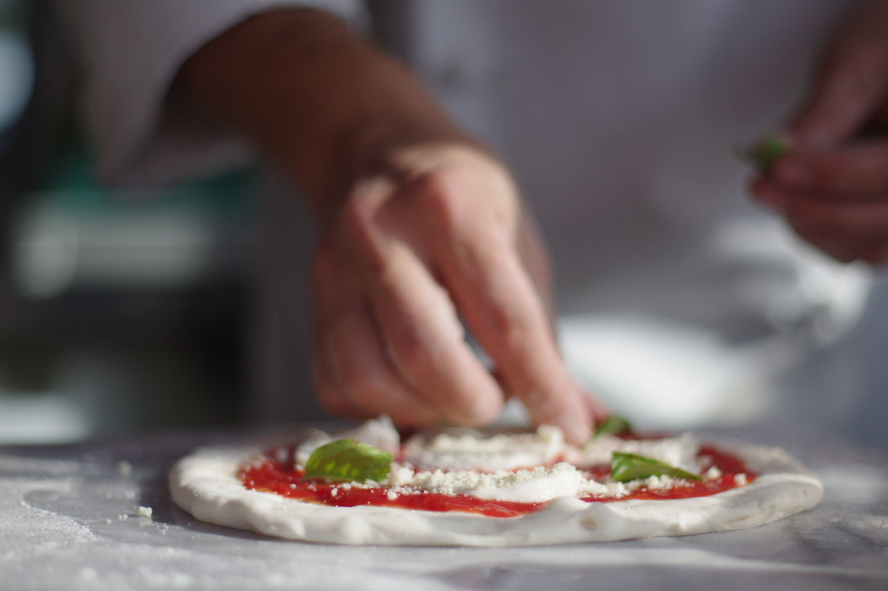 Beautiful stock photos of pizza, Bakery, Chef, Commercial Kitchen, Fast Food