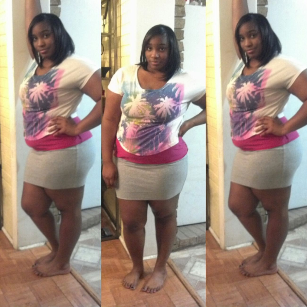 Ain't Put A Pic Up N A Minute..but This Was Yesterday :)