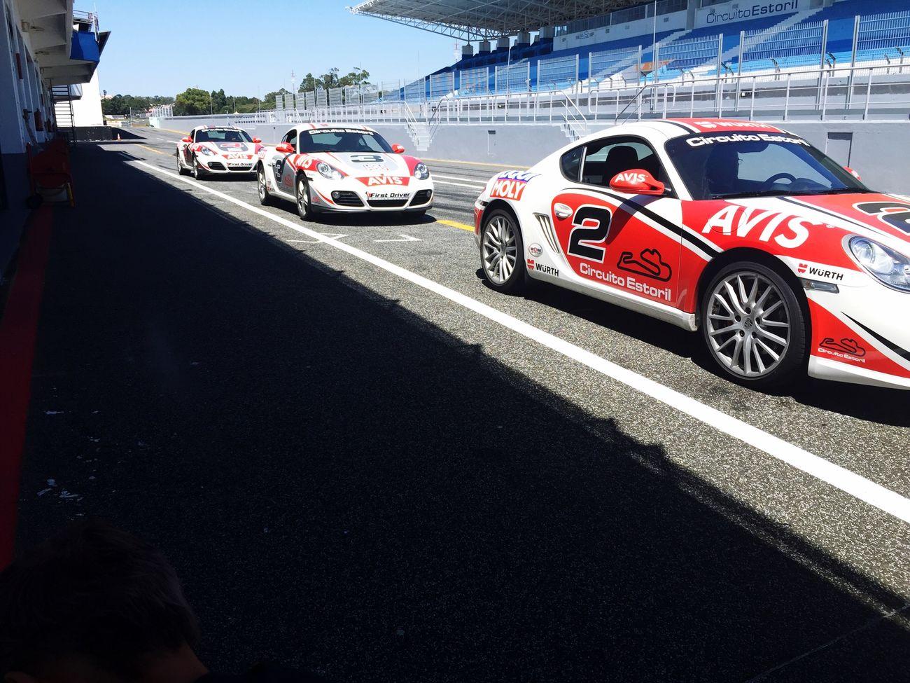 First Drive Estoril Porsche