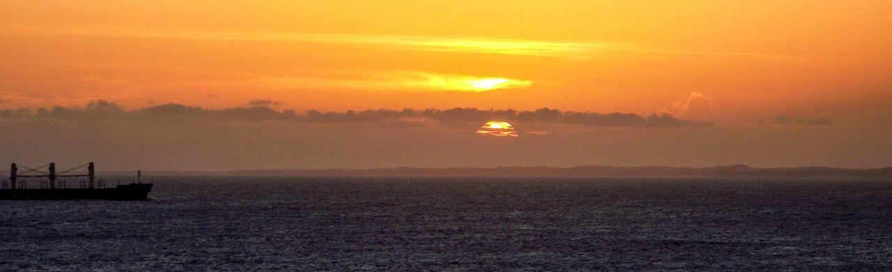 Silhouette Brazil Bahia Salvador Salvador Bahia Sunset Bahiadetodosossantos Brasil