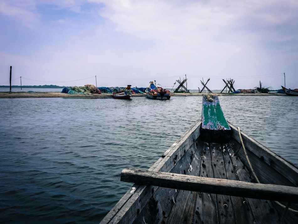 Boat Connection Engineering Horizon Over Water Lake Leading Mode Of Transport Moored Nautical Vessel Ocean Outdoors Pier Rippled River Sea Transportation Vacations Voyage Water Waterfront Pulicat Tamilnadu Tadaa Community Weekend Activities Photooftheday