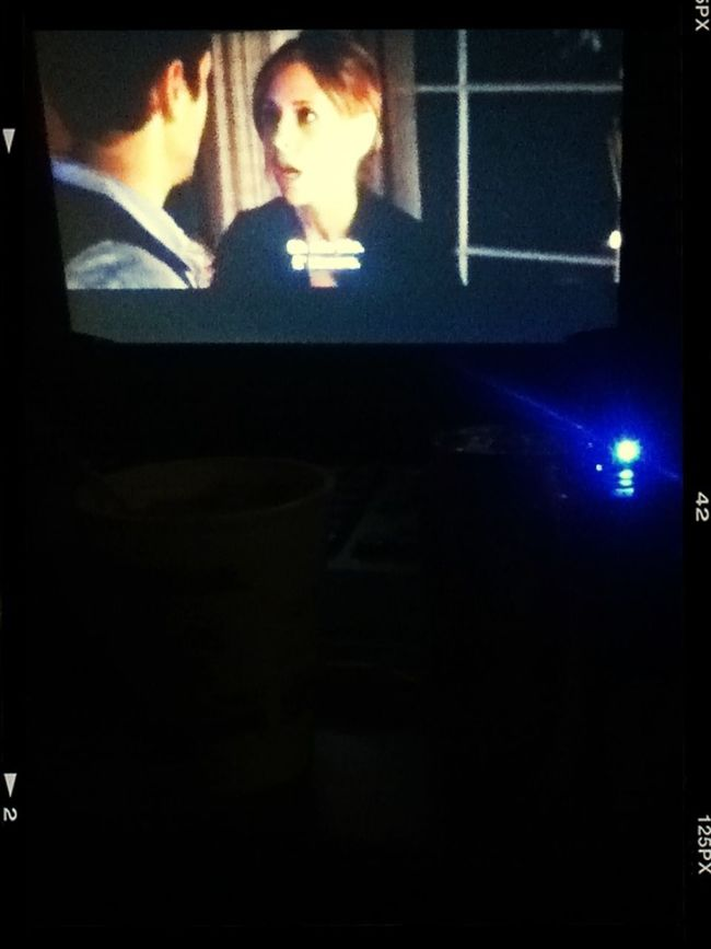Movie time c: Just me, myself,and I :c