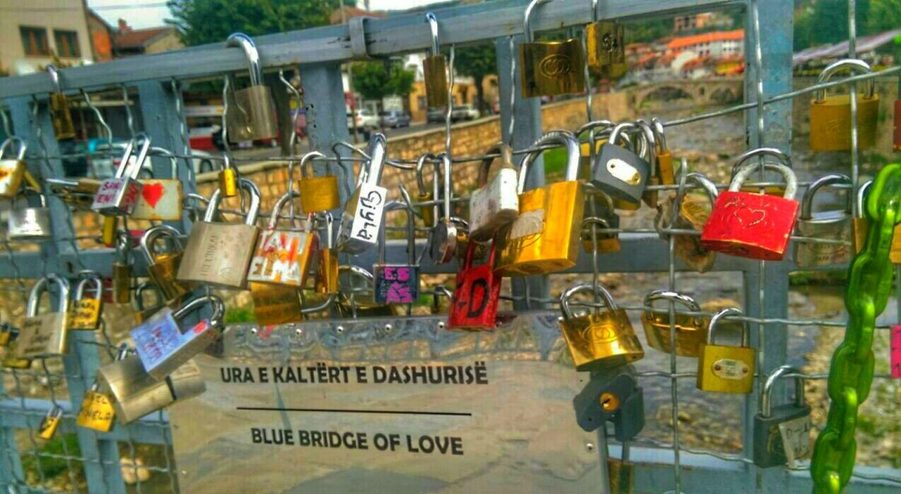 Romantic Place Where The Lovers Met Lock Your Love Kosovo-Prizren True Love Never Dies City Of Love Loveafterlife I Love My City Lovers Point The Bridge Of Love Seeing The Sights