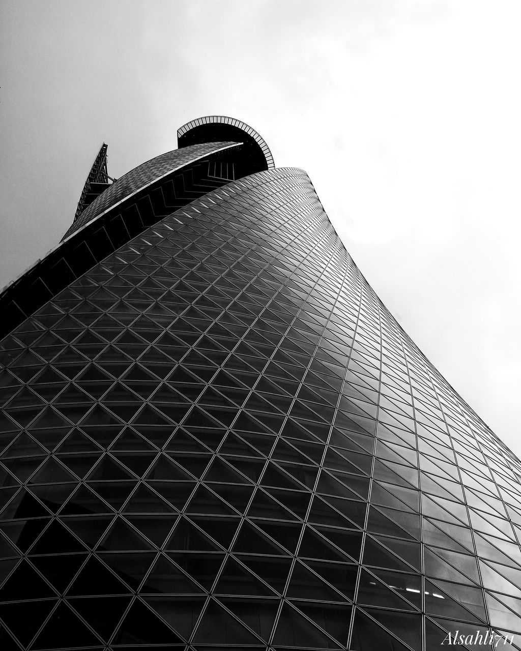 architecture, modern, built structure, low angle view, skyscraper, building exterior, no people, outdoors, day, city, sky