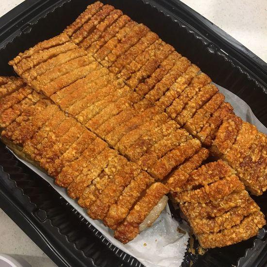Roastpork Crackling Siew Yok Pork Food And Drink Ready-to-eat Foodie Foodphotography