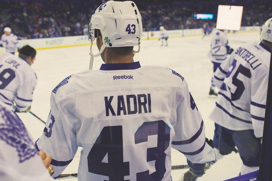 Leafs Toronto Maple Leafs Toronto Tampa Bay Lightning Nazem Kadri Kadri NHL Game Goleafsgo