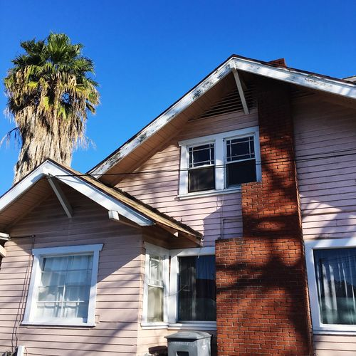 Somewhere in Glendale California Vintage Homes California Homes Palm Trees Old Houses