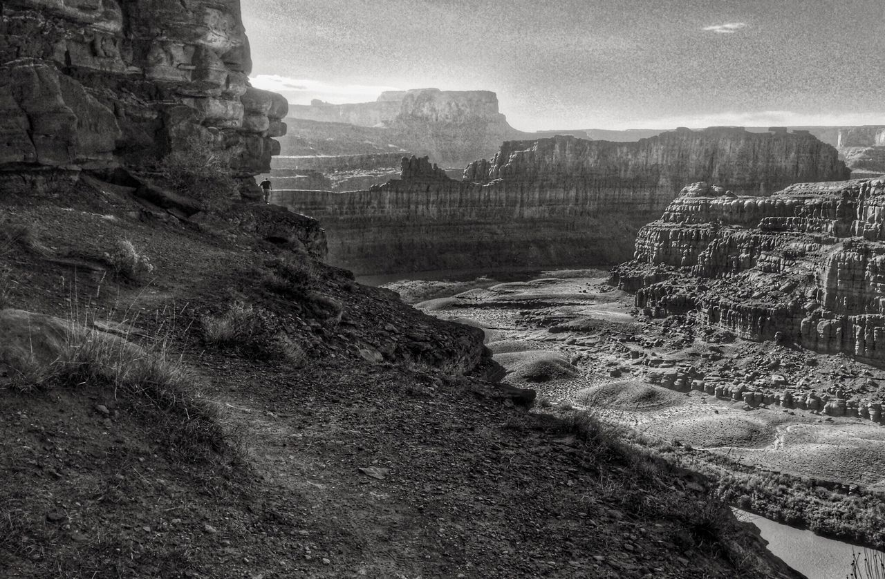 B&w Nature B&w B&w Photo Cliffs Canyon Canyonlands Colorado River Desert Trip