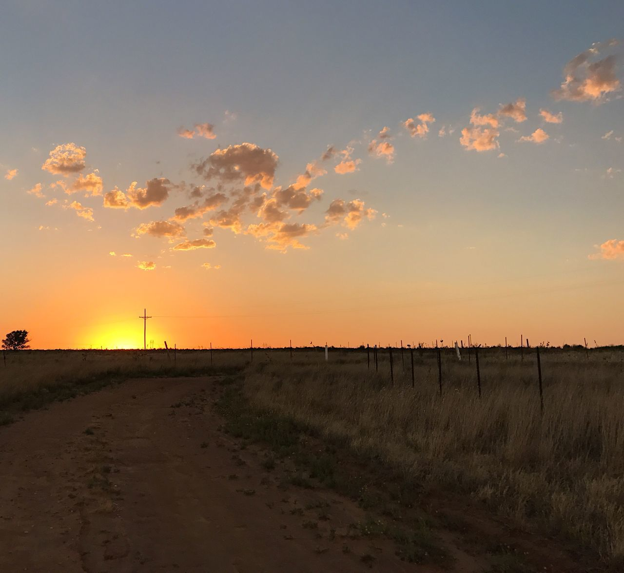 """""""West Texas Salvation"""" There is always a road to the cross, a path to escape evil... Sunset Sky Landscape Scenics Cloud - Sky Beauty In Nature Outdoors Rural Scene West Texas West Texas Skies West Texas Sunset West Texas Landscape Salvation  Escape"""