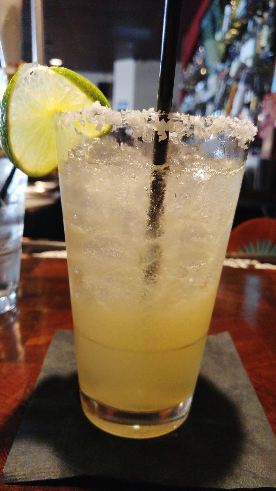 Tequilla Margaritas
