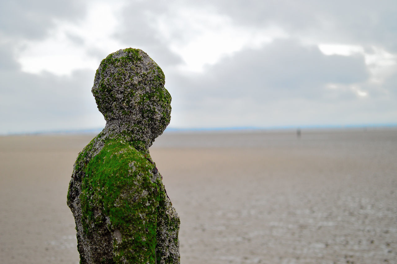 Another Place By Anthony Gormley Beach Crosby Beach Liverpool Nikon D3200 Popular Photos Statue Showcase: November
