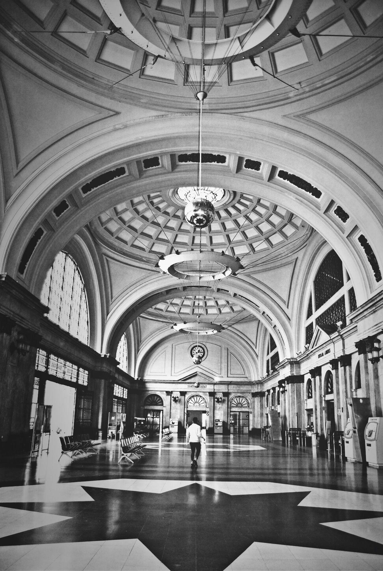 Estacion De Francia Old Building