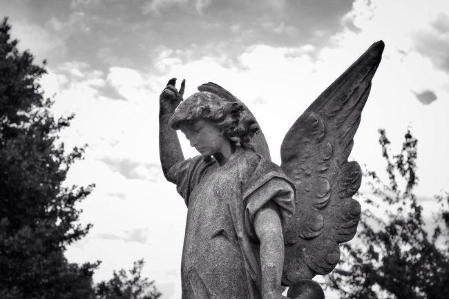 Blackandwhite Photography Black & White Cemetery Monochrome Black&white Noir Et Blanc Graveyard Graveyard Beauty Blancoynegro Eye4photography  Bw_collection My Unique Style Angel