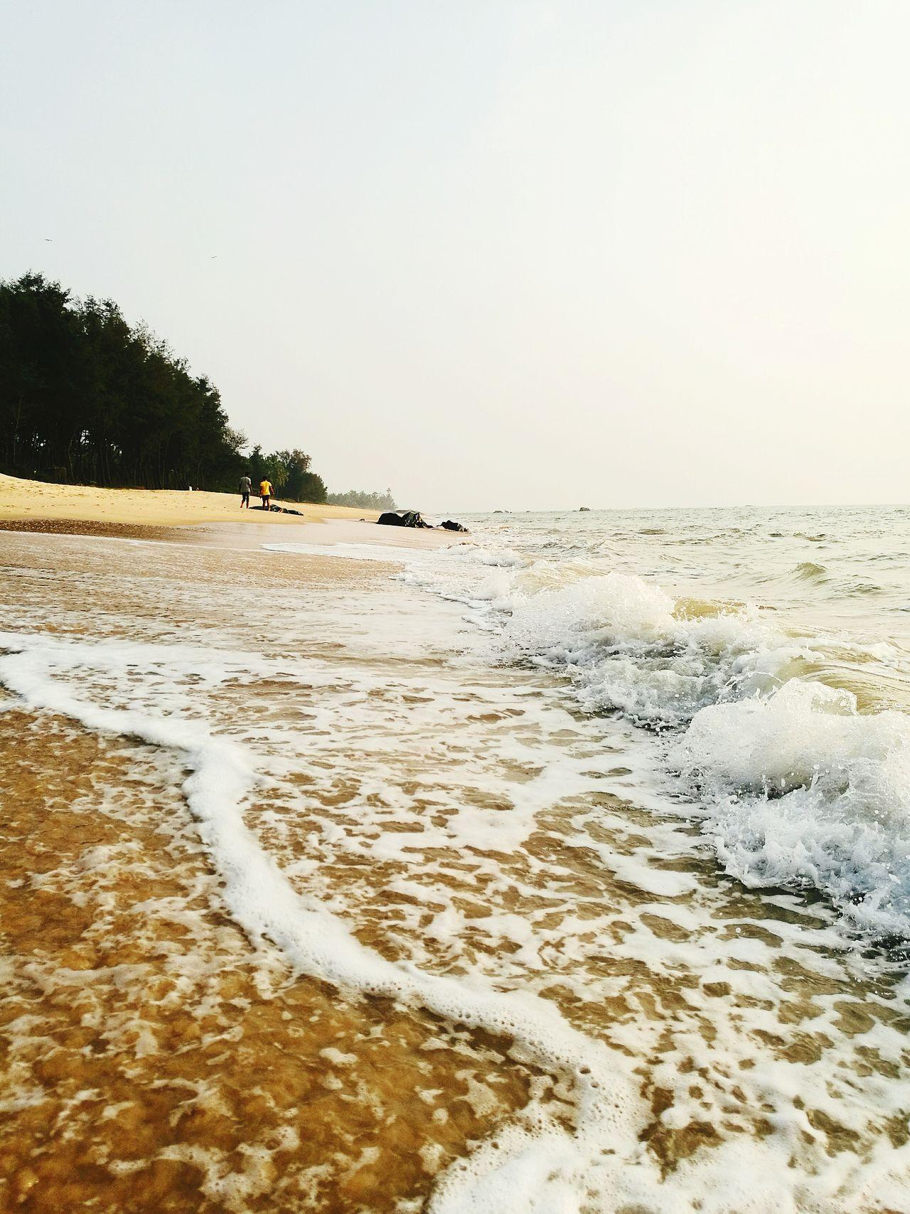Kudapurbeach Dayslykids Beach Sunset_collection Huwaiep9 Waves, Ocean, Nature Happiness♥