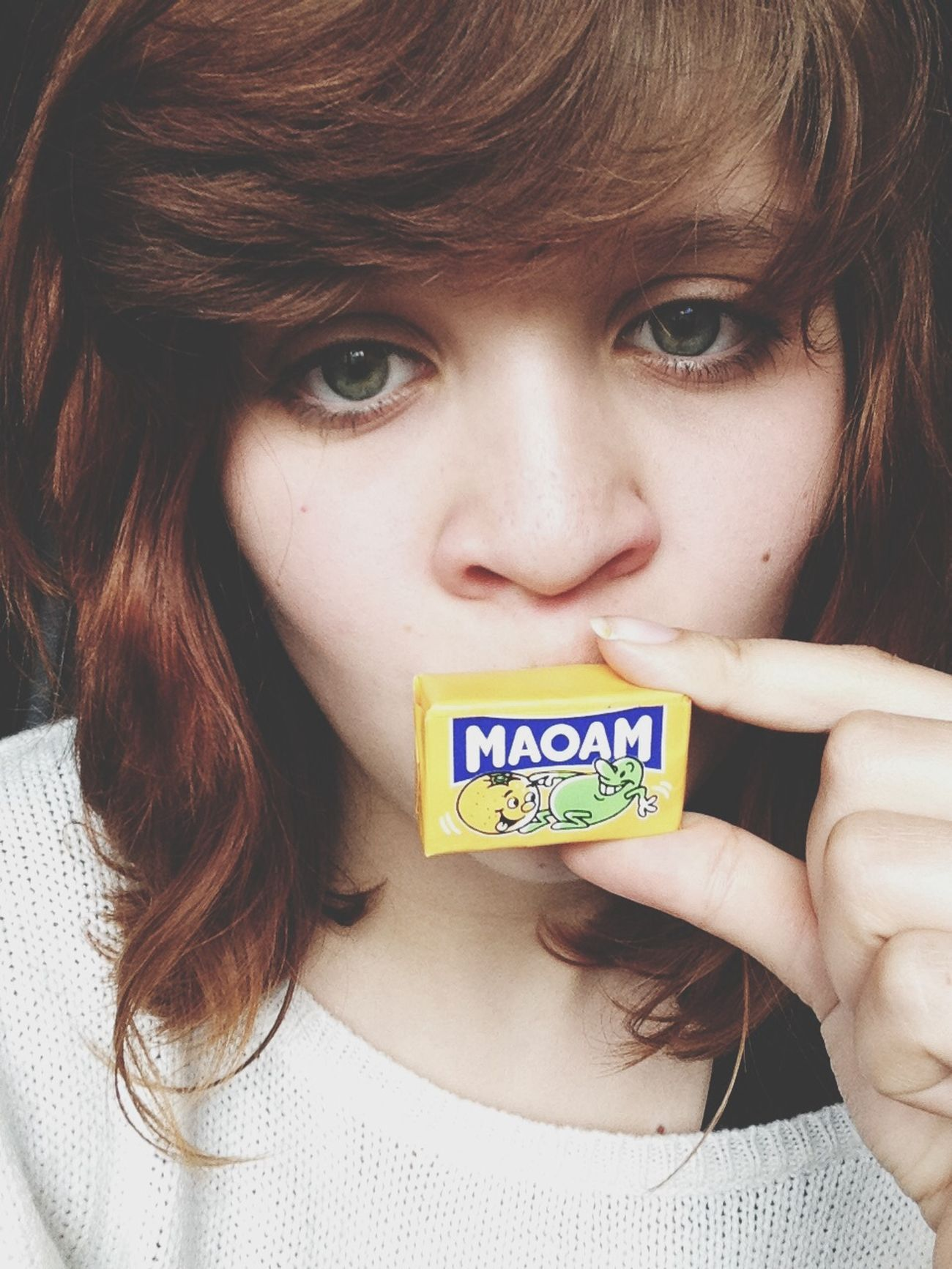 Big Maoam Love *_* Maoam Girl Selife Today