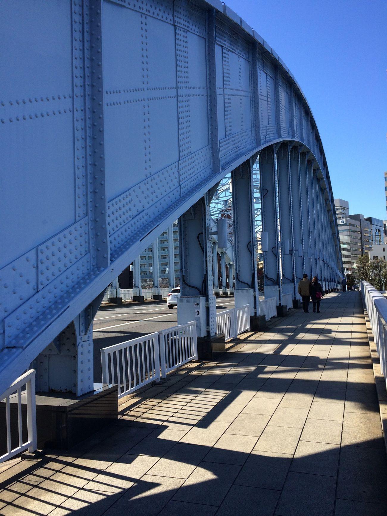 River Shillouette Civil Engineer Blue Sky