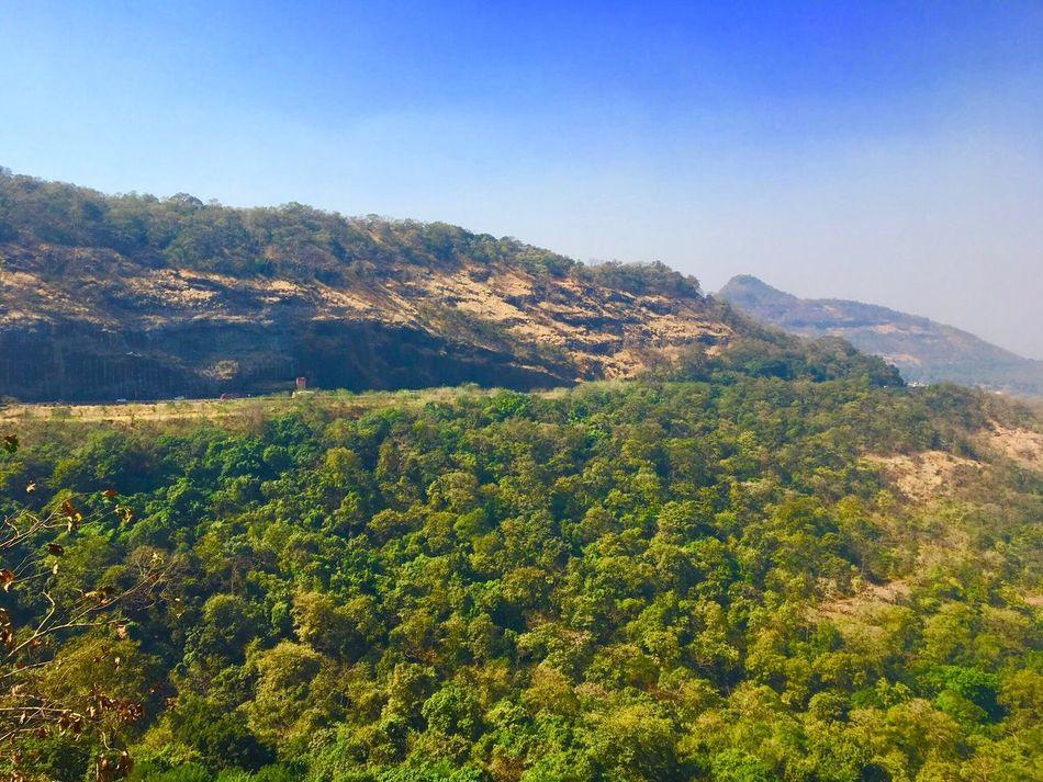 Khandalaghat Sahyadri Mountains Sahyadri Sahyadris