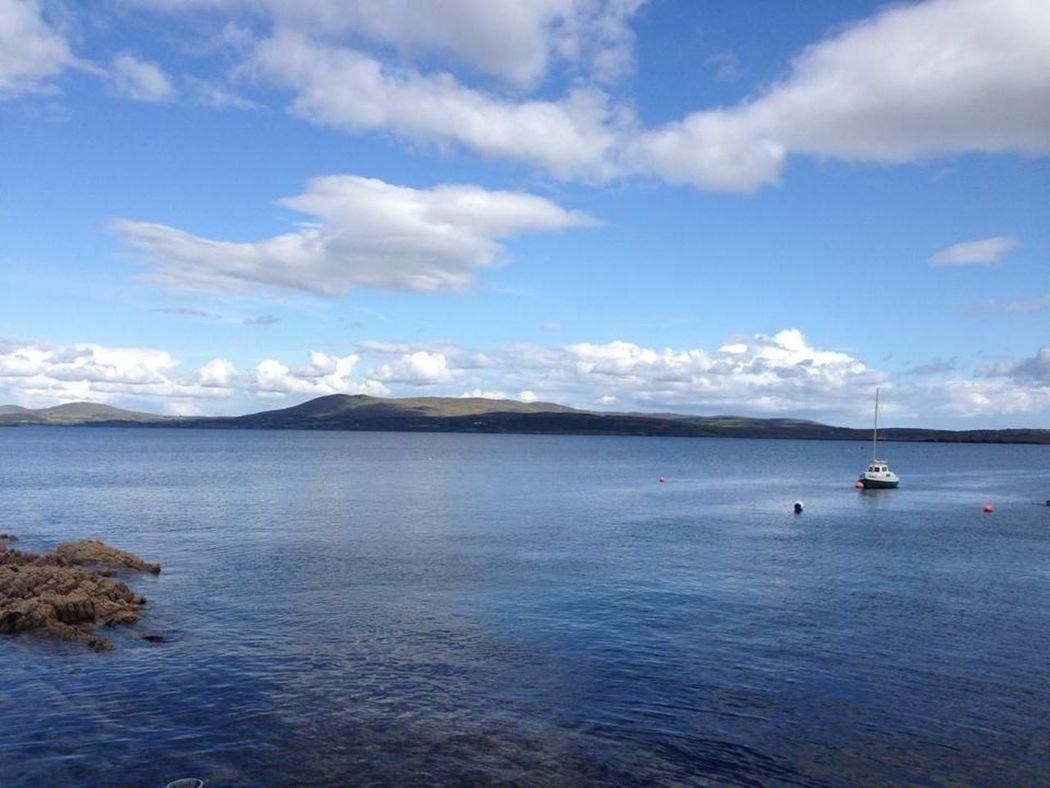 Atlantic Ocean Cork Countycork Ireland Kilcrohane Peninsula Sheepshead Bay Southern Ireland