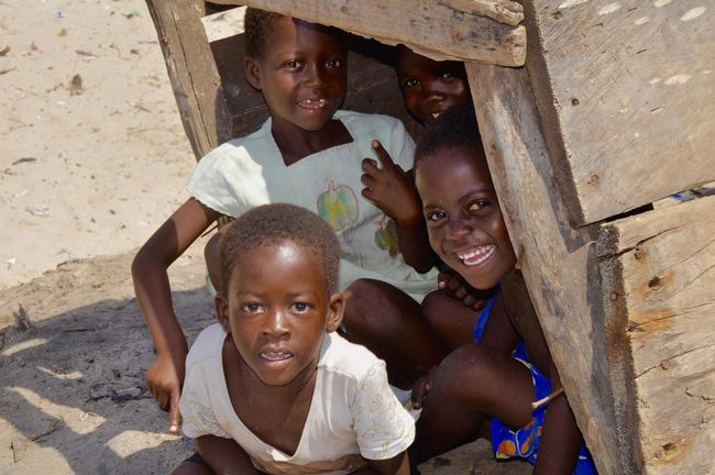 Kids in Ghana Africa African Bonding Boys Child Childhood Children Children Of The World Children Photography Curious Cute Enjoyment Friendship Ghana Ghanaian Girls Happiness Having A Good Time Having Fun Innocence Person Playing Portrait Smiling Togetherness