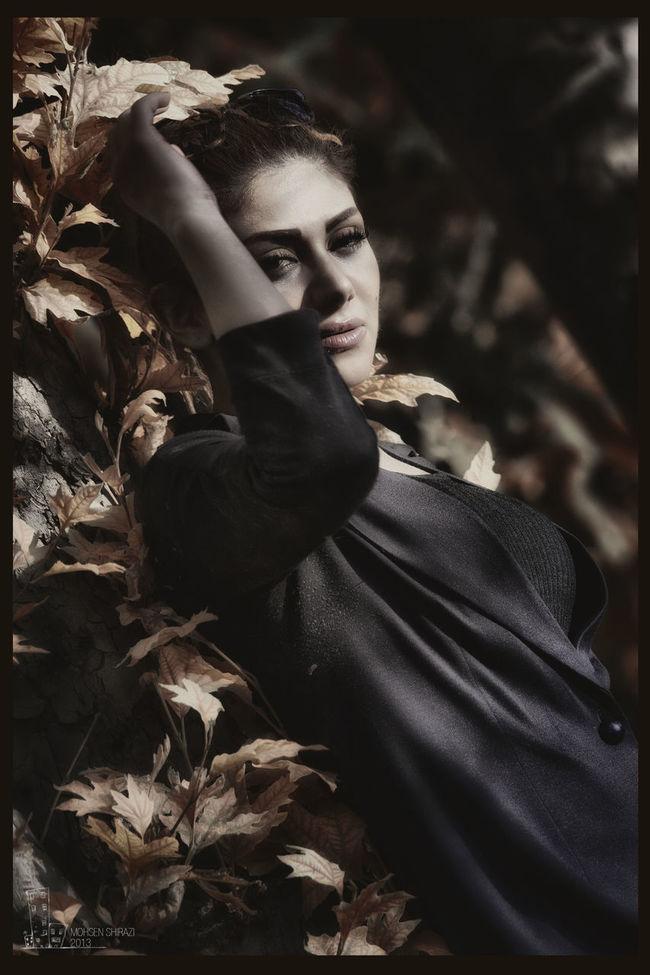 Photomodel Shirazi Hello World Relaxing modeling