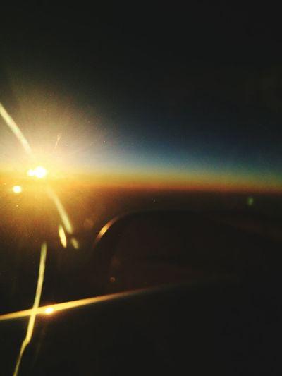🌇🌌4to viaje en avión♥️😍, como te encanta volar, si no tienes alas para soñar...🛫🛩 Transportation LanTam Brasil - Chile Avion Me Encanta!! Volar