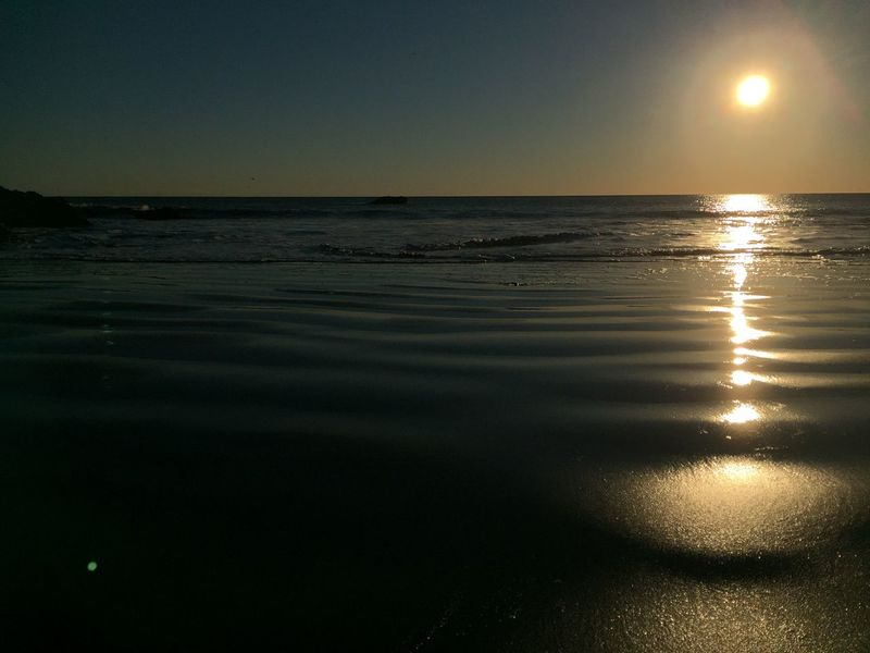 Muir Beach Showcase: November Sunset Sunshine Sand California Beachphotography