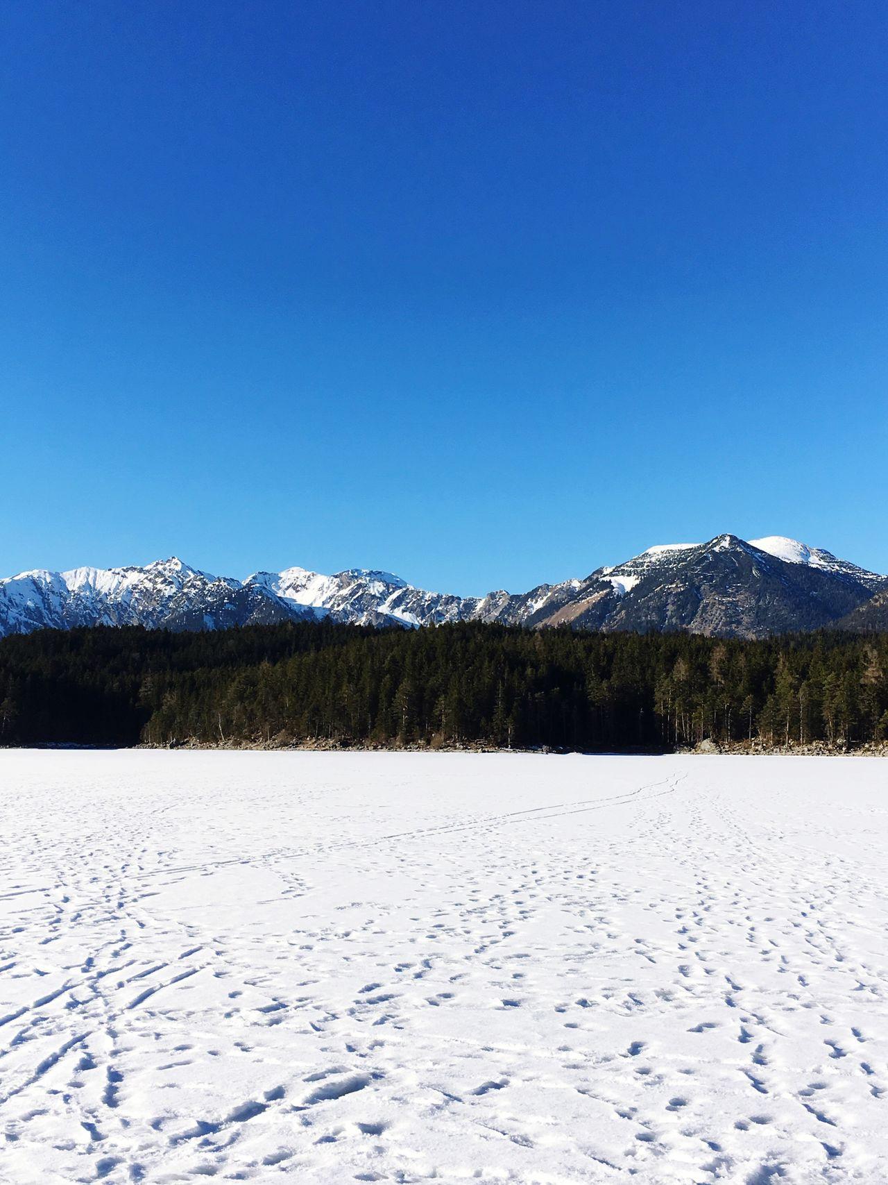Winter Frozen Lake EyeEmNewHere