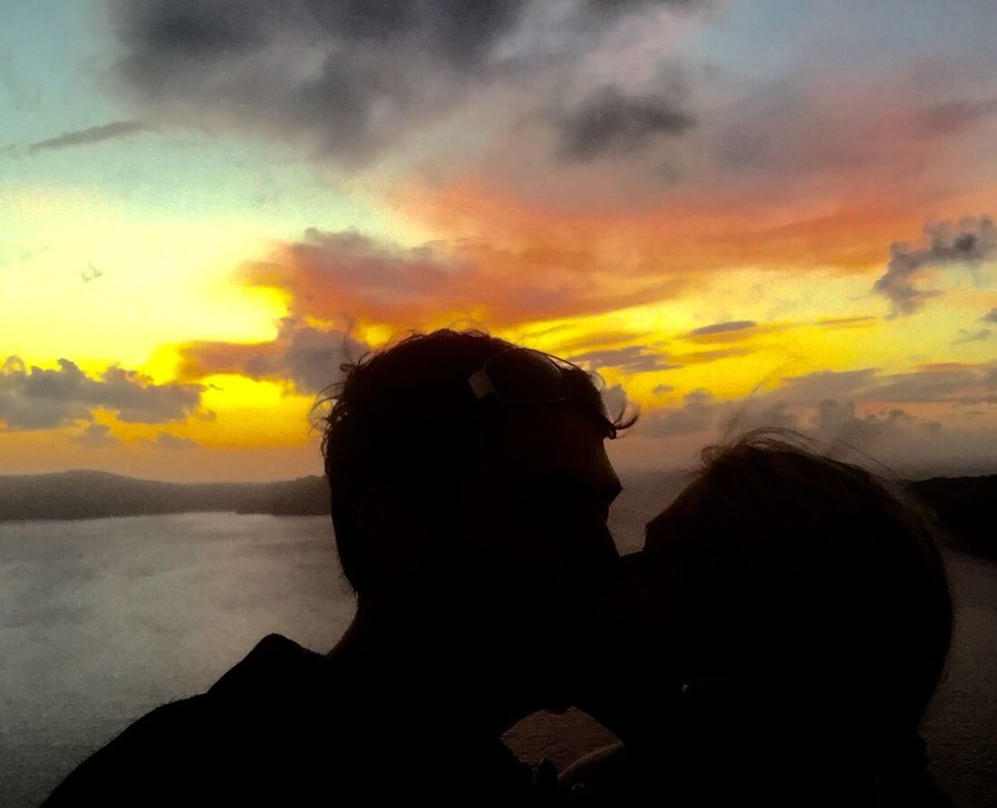 Every day is a ❤️ day! Silhouette Two People Love Sky Real People Couple - Relationship Cloud - Sky Togetherness Happiness Tranquility Orange Color Silhouette Love Is In The Air My hubby Valentine Fragility Painting With Light Memories Dragobete Sunset Taking Photos Happy Moments Escape From Reality Yellowmagic