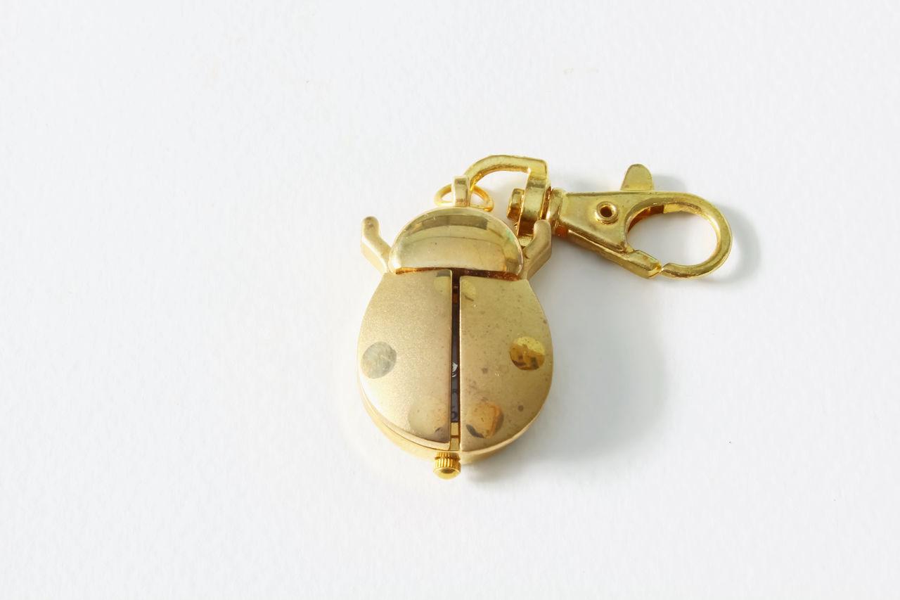 Animal Themes Animals Beetle Beetles Bug Bug Portrait Bugs Clock Clock Mechanism Clocks Clockwork Clockworks Gold Gold Colored Lady Bird🐞 Lady Bug Ladybeetle Ladybeetles Ladybird Ladybirds 🐞 Ladybug Ladybugs Ladybug🐞 No People White Background