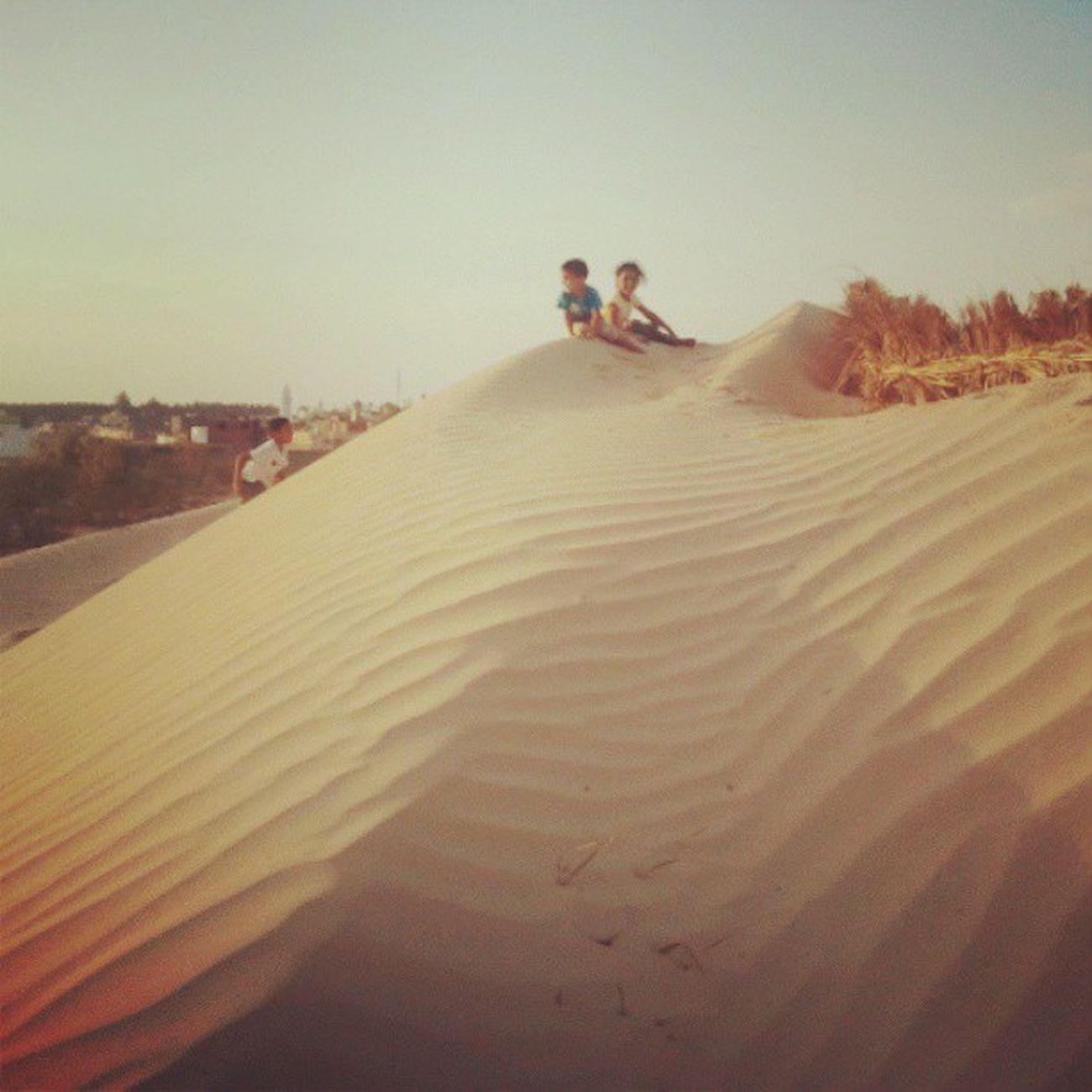 Şūr les Dunes Douz Tunisie Tunisia